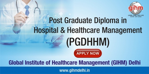 Post Graduate Diploma in Hospital & Healthcare Management (PGDHHM)
