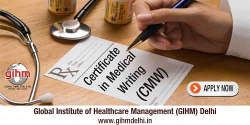 Certificate in Medical Writing (CMW)