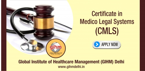 Certificate in Medico Legal Systems (CMLS)