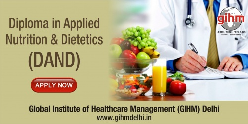 Diploma in Applied Nutrition & Dietetics (DAND)