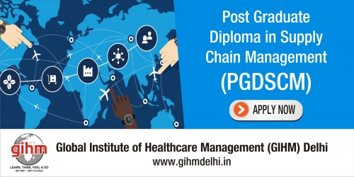 Post Graduate Diploma in Supply Chain Management (PGDSCM)