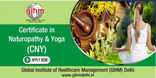 Certificate in Naturopathy & Yoga (CNY)