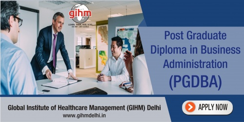 Post Graduate Diploma in Business Administration (PGDBA)