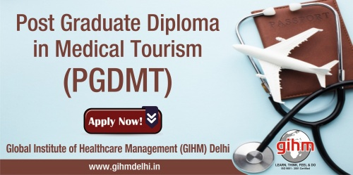 Post Graduate Diploma in Medical Tourism (PGDMT)