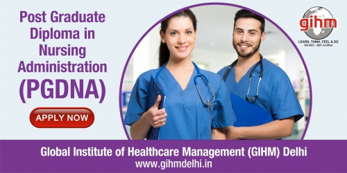 Post Graduate Diploma in Nursing Administration (PGDNA)