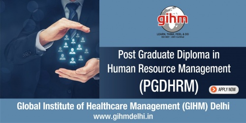 Post Graduate Diploma in Human Resource Management (PGDHRM)