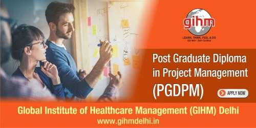 Post Graduate Diploma in Project Management (PGDPM)