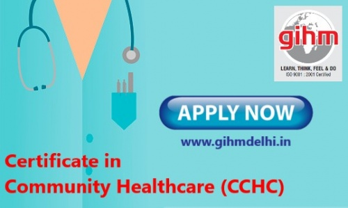 Certificate in Community Healthcare (CCHC)