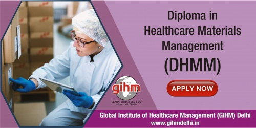 Diploma in Healthcare Materials Management (DHMM)