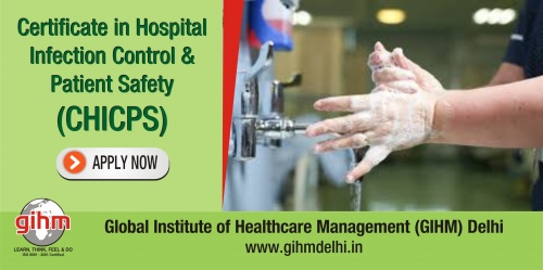 Certificate in Hospital Infection Control & Patient Safety (CHICPS)
