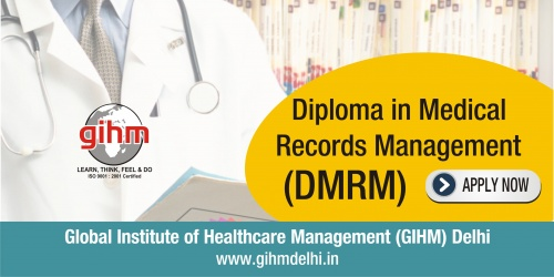 Diploma in Medical Records Management (DMRM)