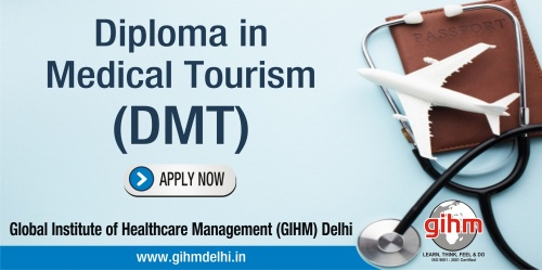 Diploma in Medical Tourism (DMT)