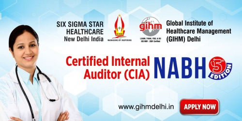 Certified Internal Auditor (CIA): NABH - 5th Edition