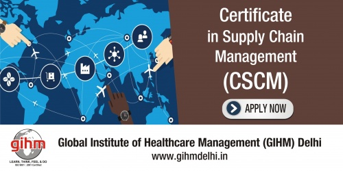 Certificate in Supply Chain Management (CSCM)