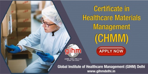 Certificate in Healthcare Materials Management (CHMM)