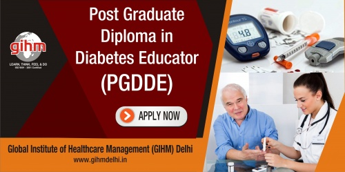 Post Graduate Diploma in Diabetes Educator (PGDDE)