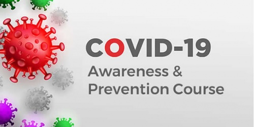COVID-19 (Awareness & Prevention) Course
