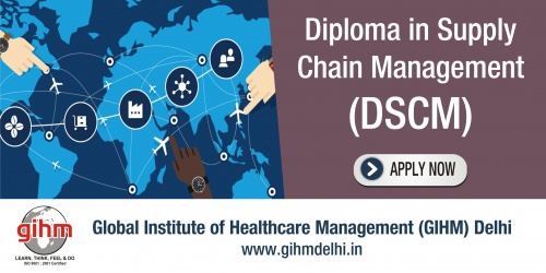 Diploma in Supply Chain Management (DSCM)