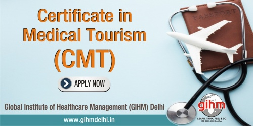 Certificate in Medical Tourism (CMT)